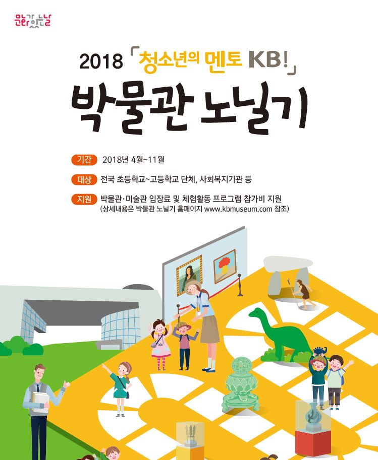 KB박물관노닐기포스터